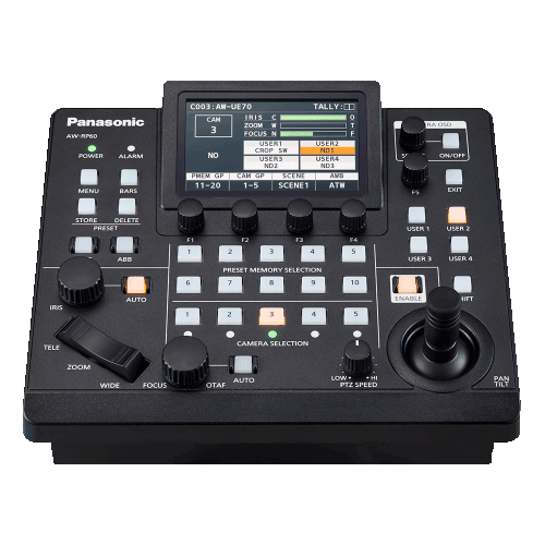 کنترلر دوربین رباتیک AW-RP60