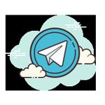 تلگرام پشتیبانی تصویر گستران امید
